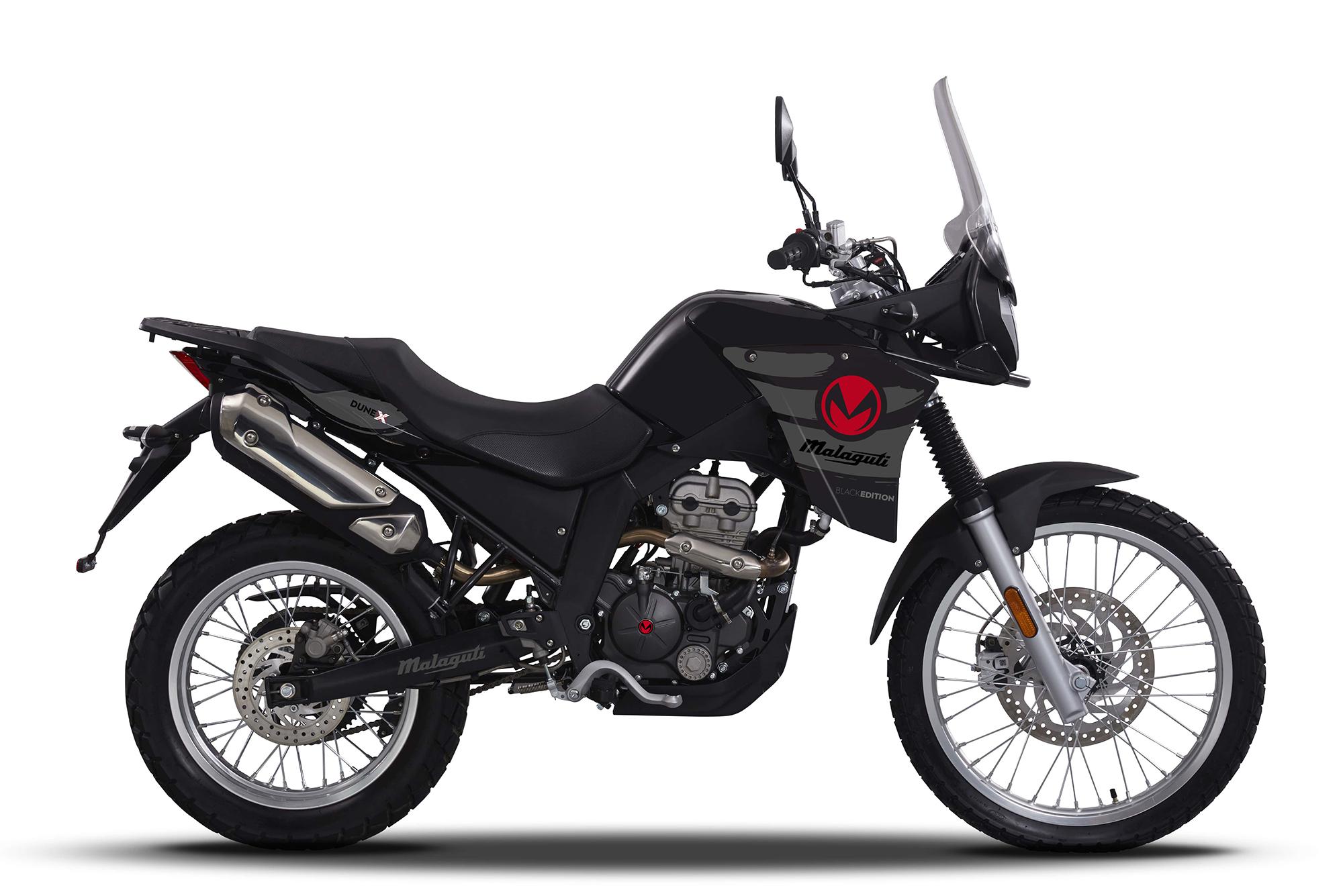 Malaguti Ansbach, Nürnberg - Malaguti Motorräder | 125 Ccm Black Edition Adventure