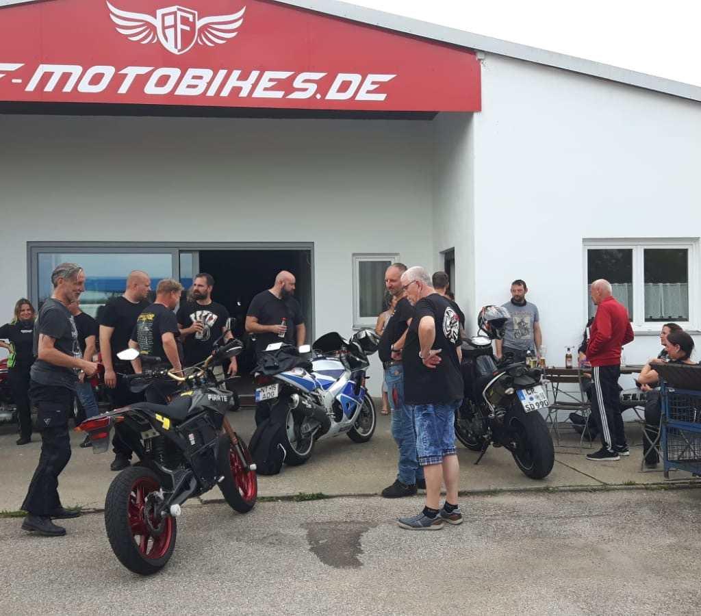 AF Motobikes - HQ
